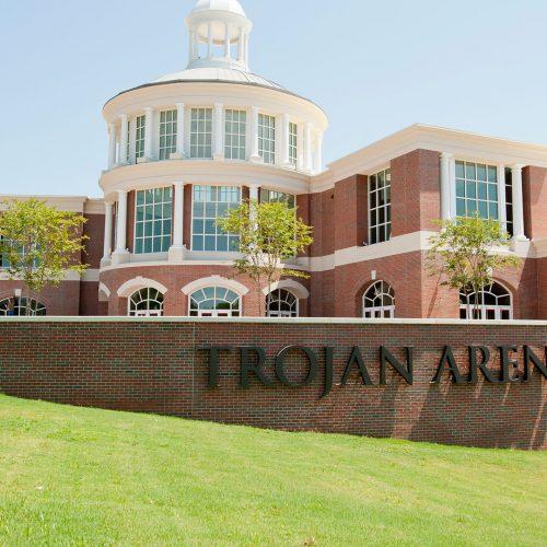 Troy University Trojan Arena